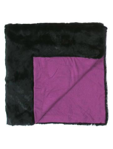 Fur & Cashmere Throw