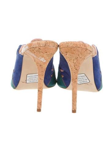 Jelia Slide Sandals
