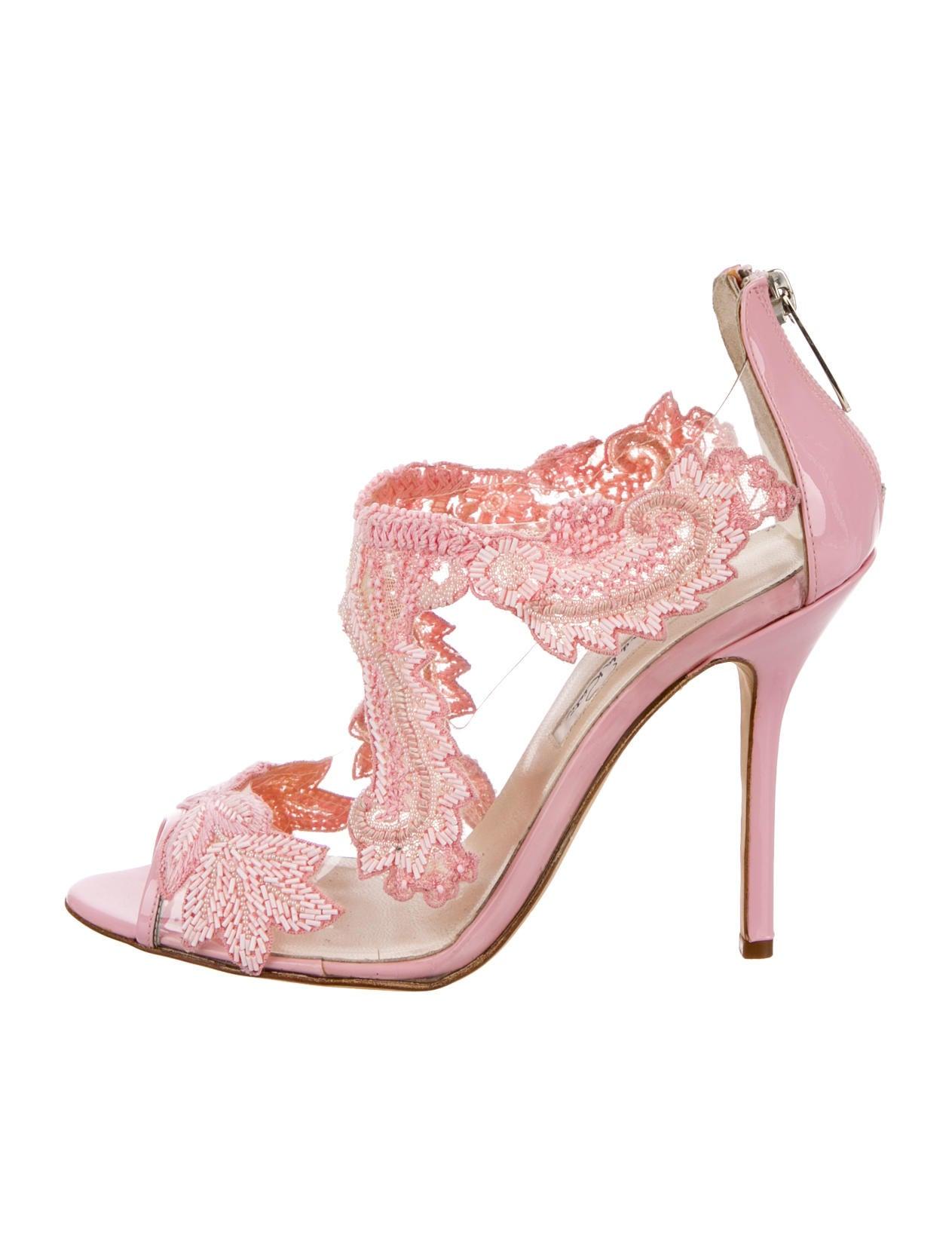 footlocker sale online cheap shop offer Oscar de la Renta Ponyhair Peep-Toe Booties w/ Tags hsXwn