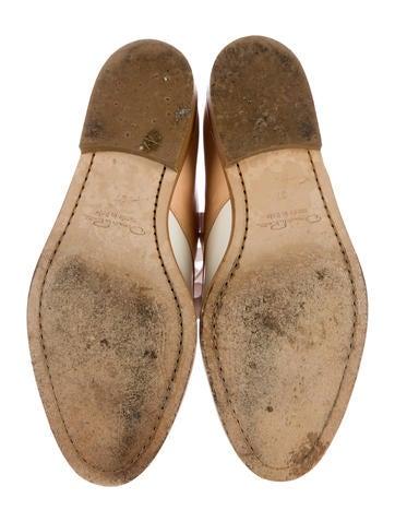 Adelaide Leather Kiltie Oxfords
