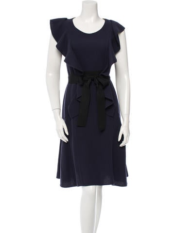 Oscar de la Renta Dress None