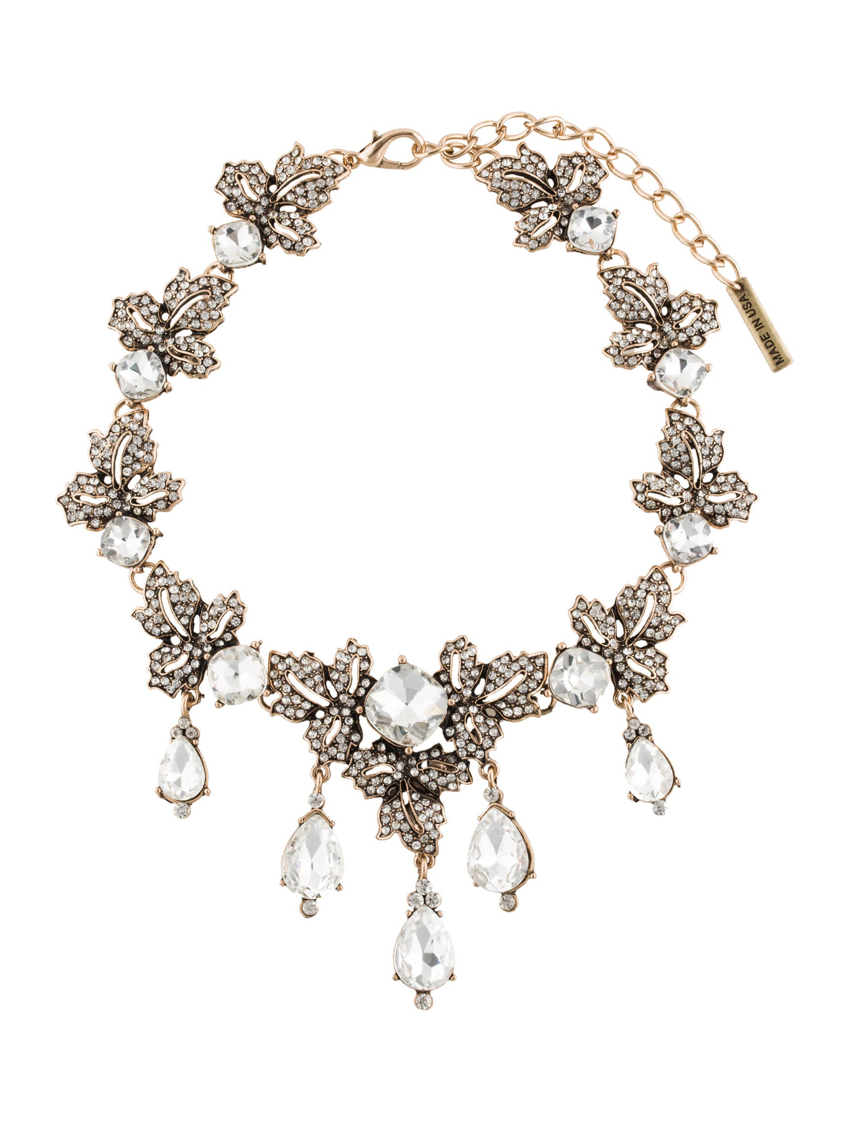 Thing in addition Oscar De La Renta Crystal Leaf Collar Necklace 6 moreover Thing likewise Thing in addition Vintage Jewellery At The Met Gala 2014. on oscar de la renta leaf necklace