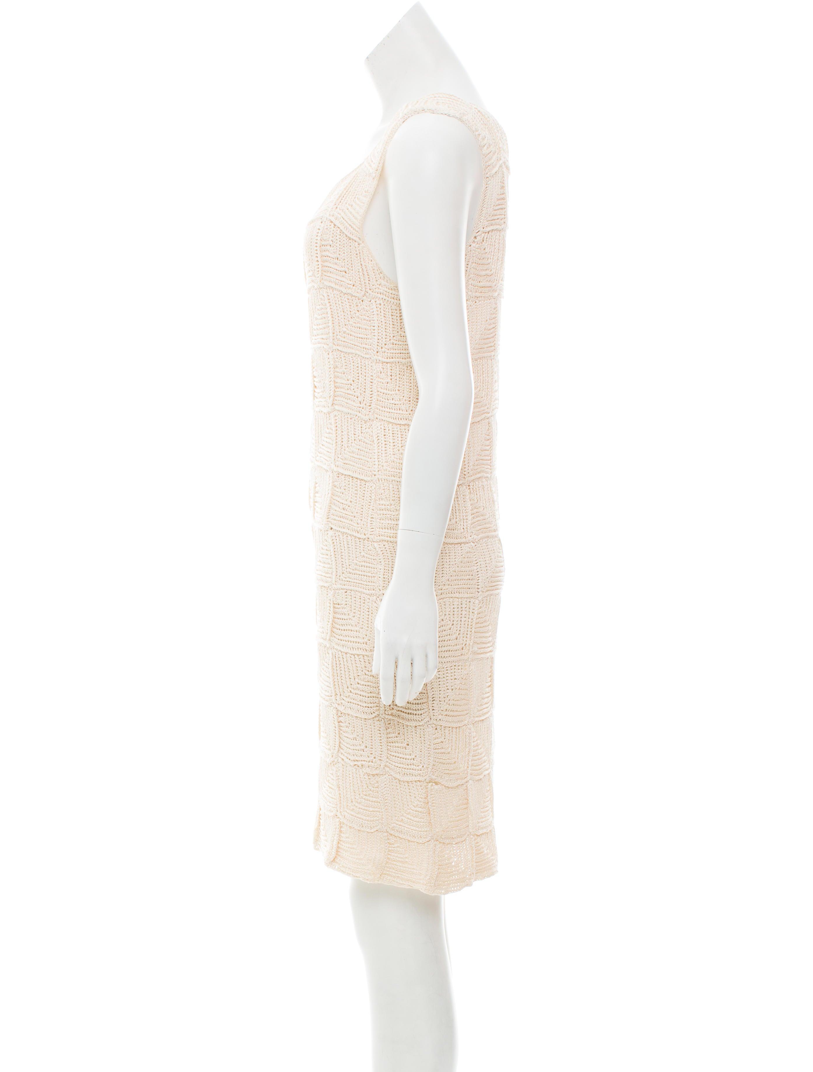 Oscar de la renta silk shift dress clothing osc61413 for Oscar de la renta candles