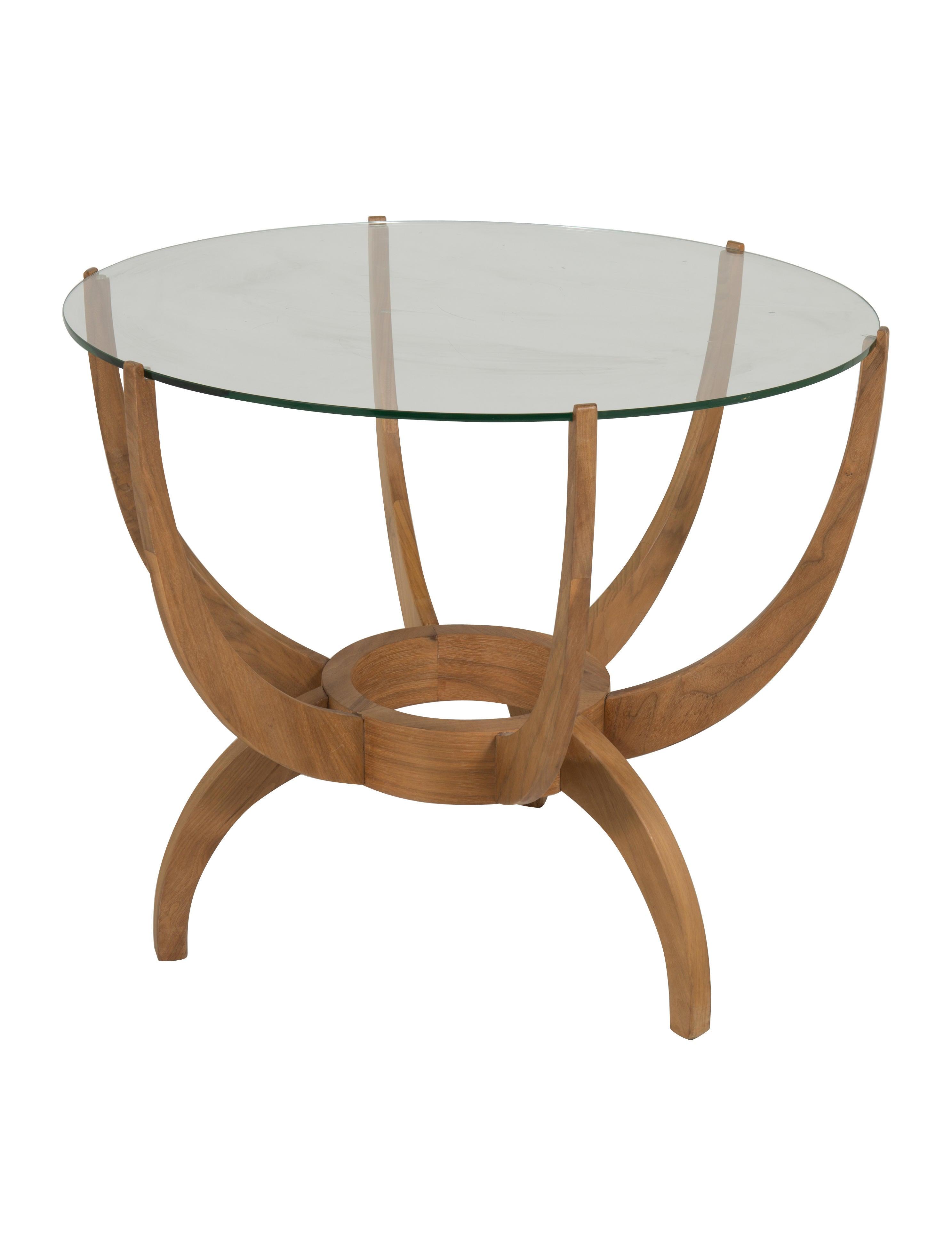 Oswald haerdtl walnut side table furniture oswld20001 for Walnut side table