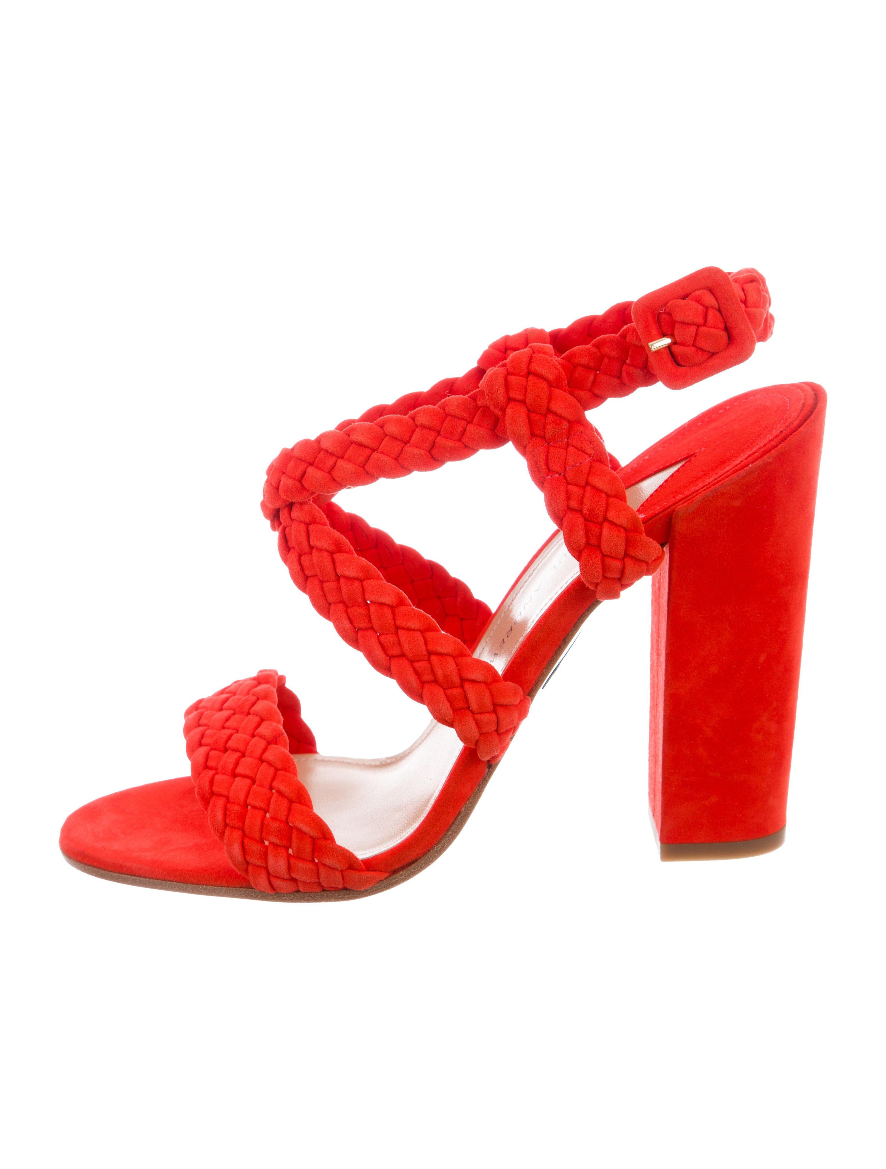 Paul Andrew Elisabet Multistrap Sandals w/ Tags cheap sale good selling cheap sale wholesale price best place for sale Y6mWJURf