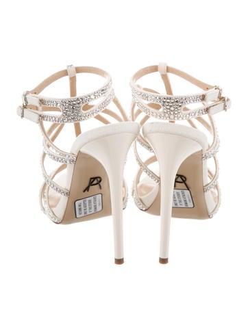 Ikaria Strass 105 Sandals w/ Tags