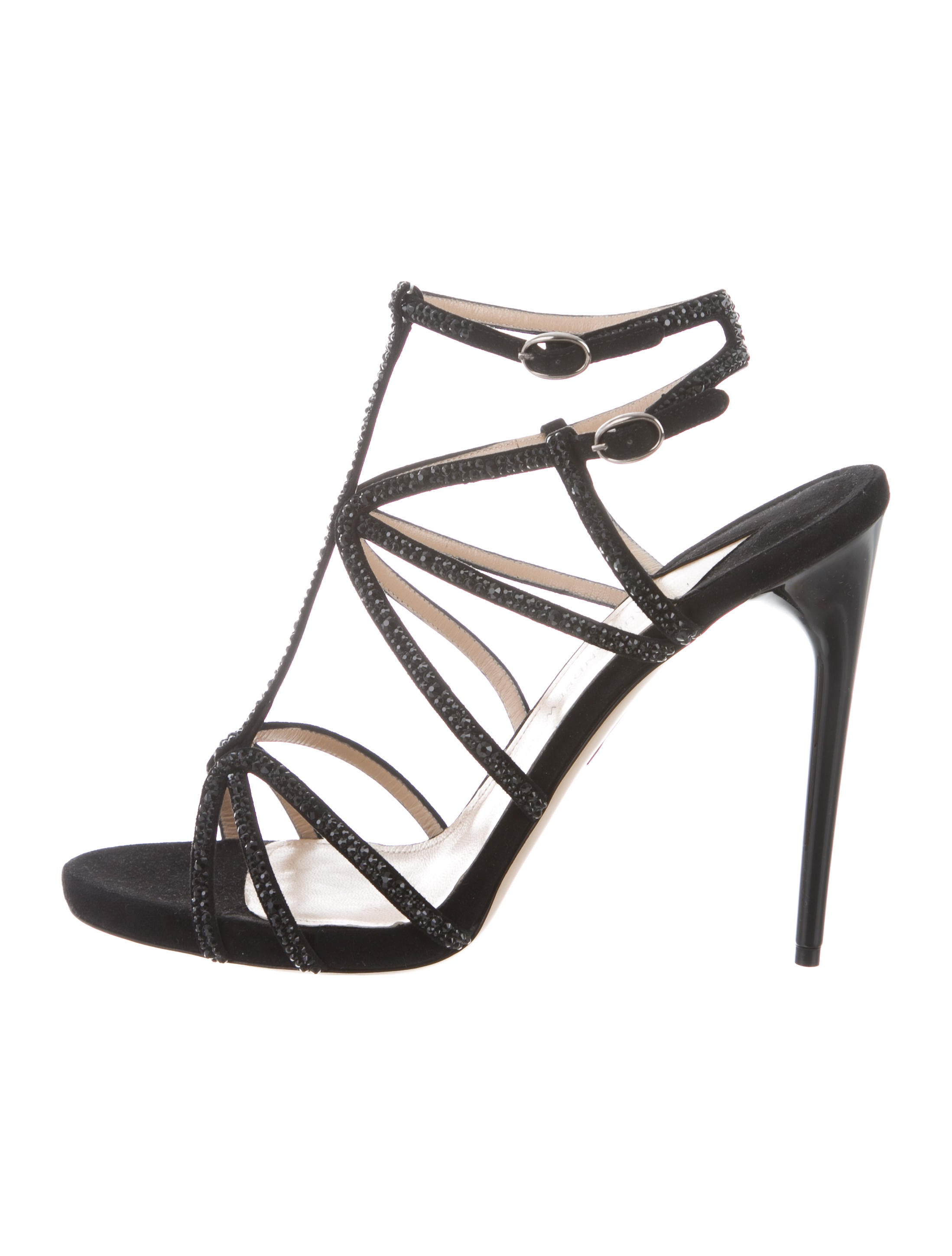 Paul Andrew Multistrap Python Sandals best store to get sale online buy cheap Cheapest pg0tGg