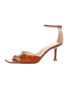 Paciotti Alligator Sandals