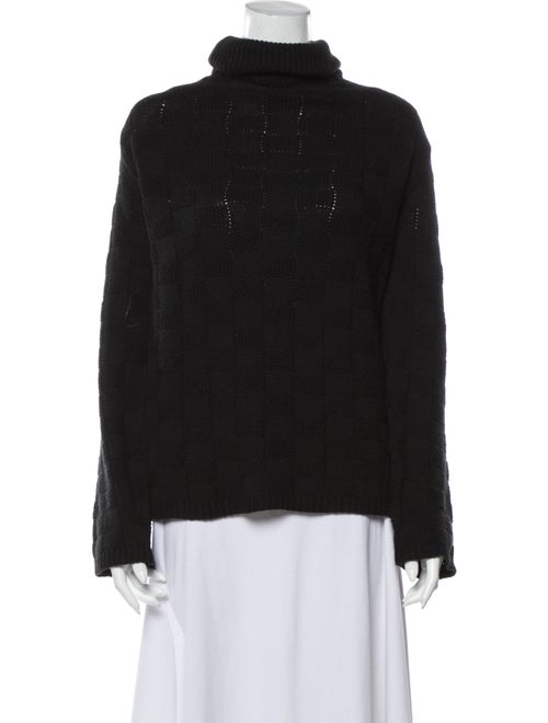 Pal Zileri Turtleneck Sweater Black