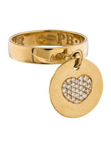 Pasquale Bruni 18K Amore Diamond Ring