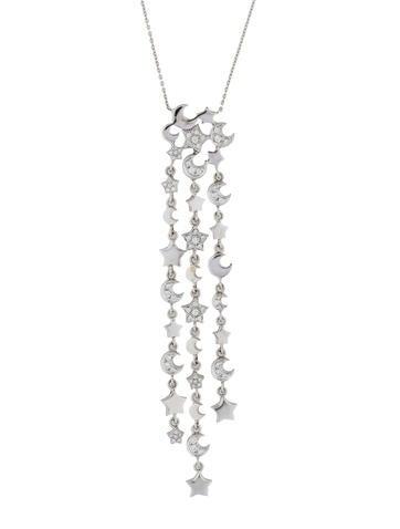 Pasquale Bruni 18K Diamond Cielo Necklace None