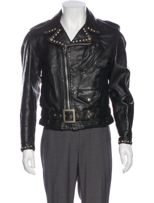 Perfecto Brand by Schott NYC Leather Moto Jacket B