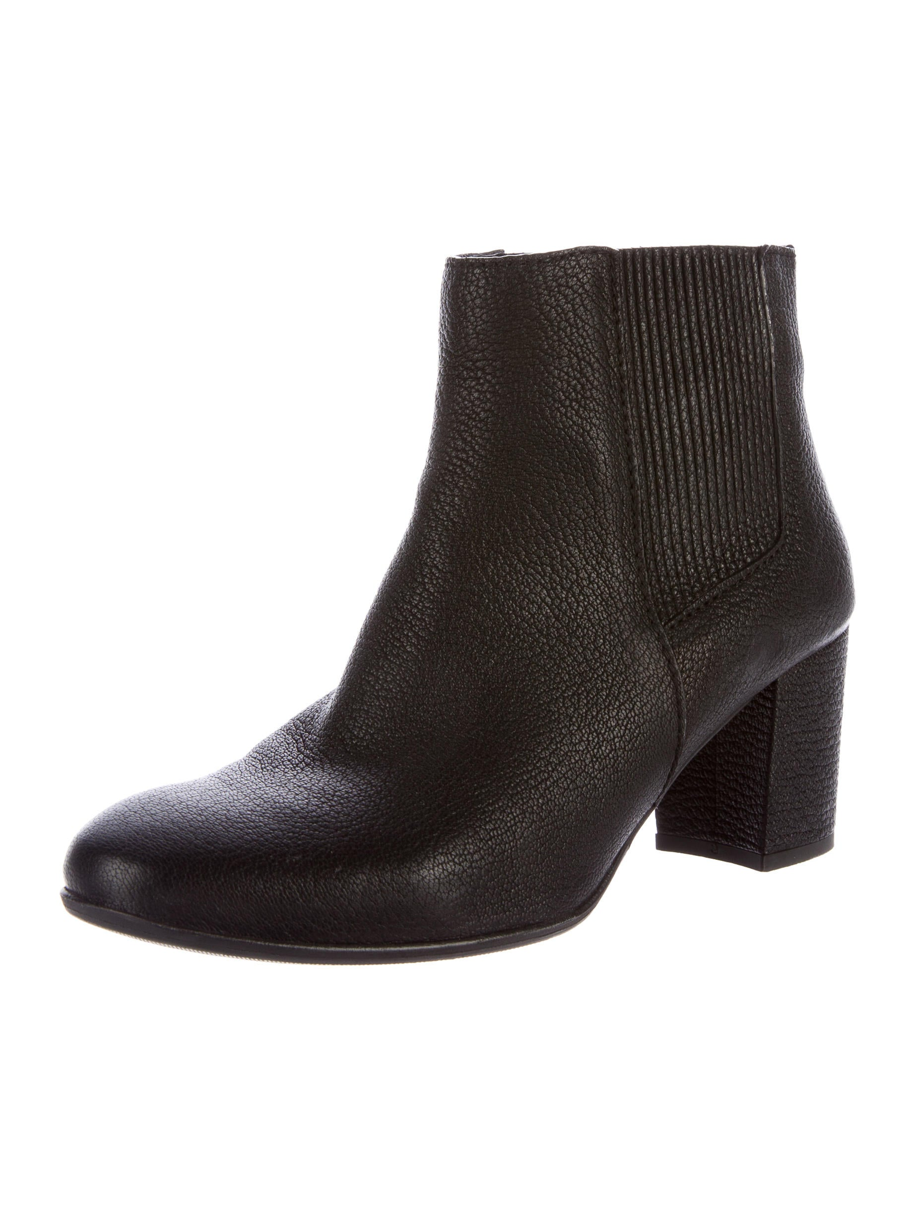 pedro garcia leather ankle boots shoes ped23528 the