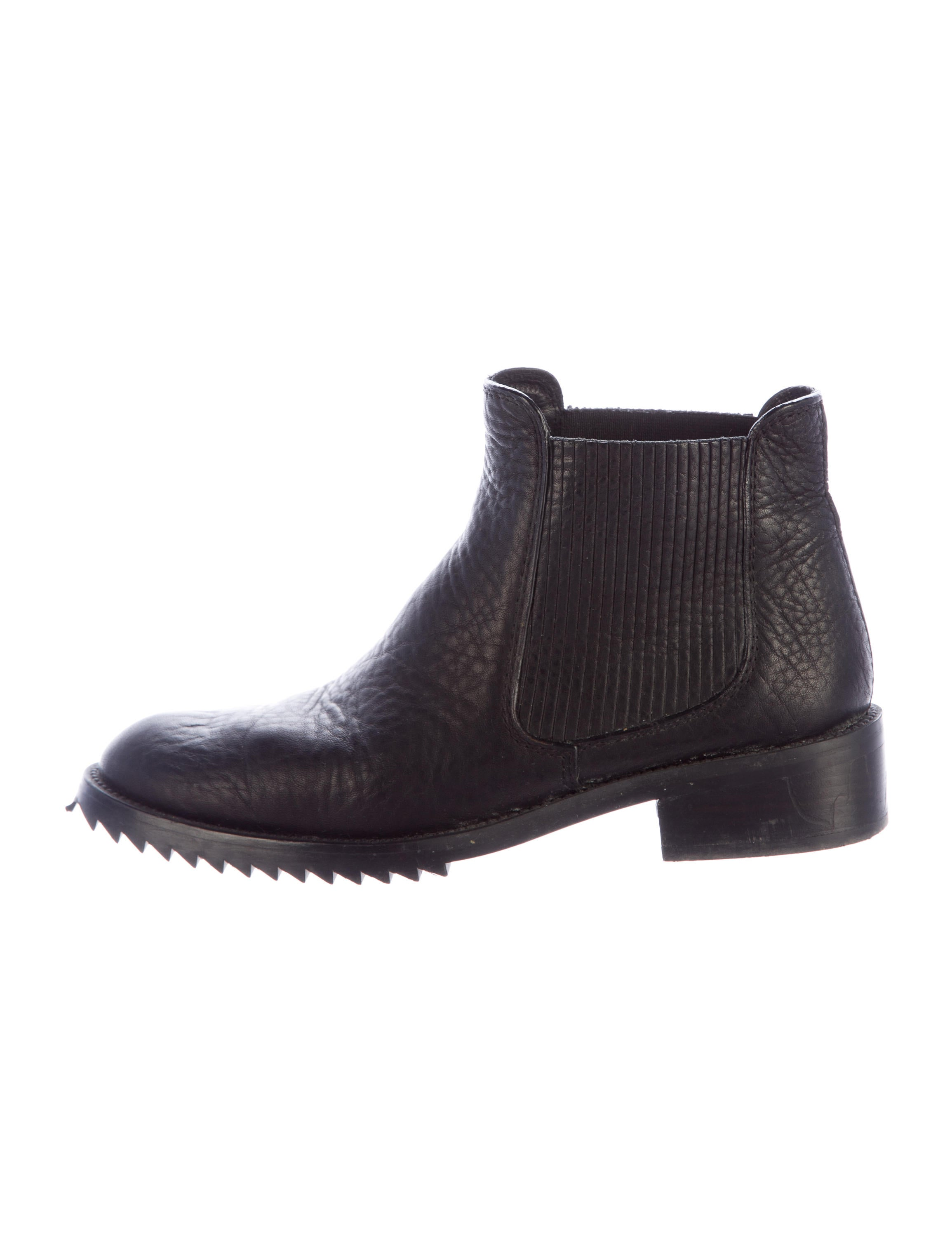 pedro garcia leather ankle boots shoes ped23575 the