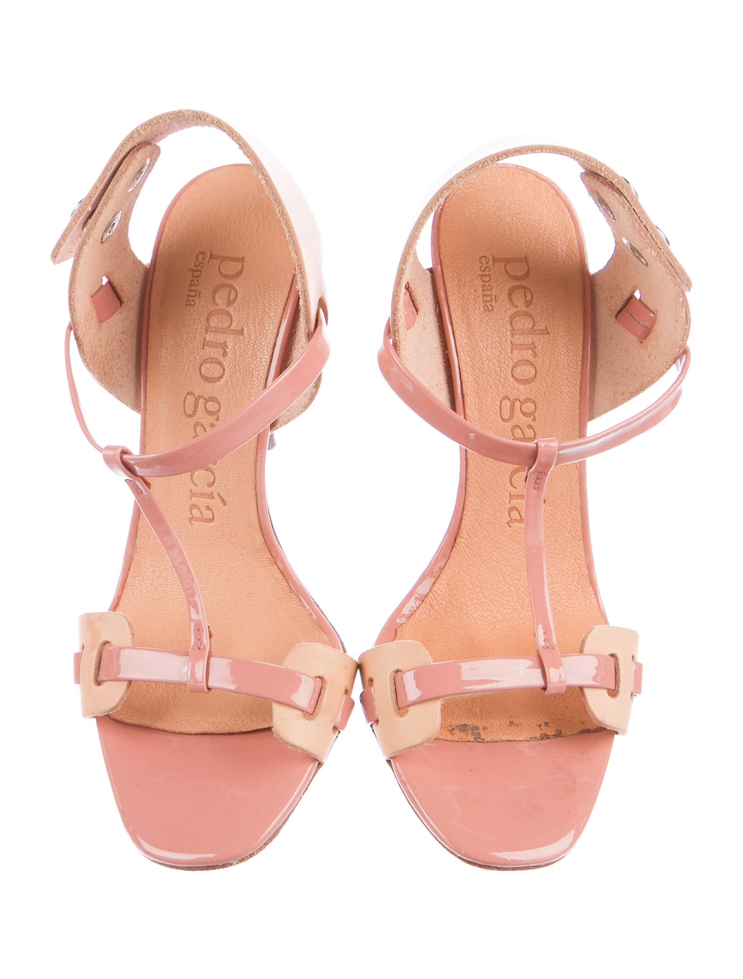 free shipping clearance Pedro Garcia Micaela T-Strap Sandals for sale free shipping 1Wm7RC5Wbn