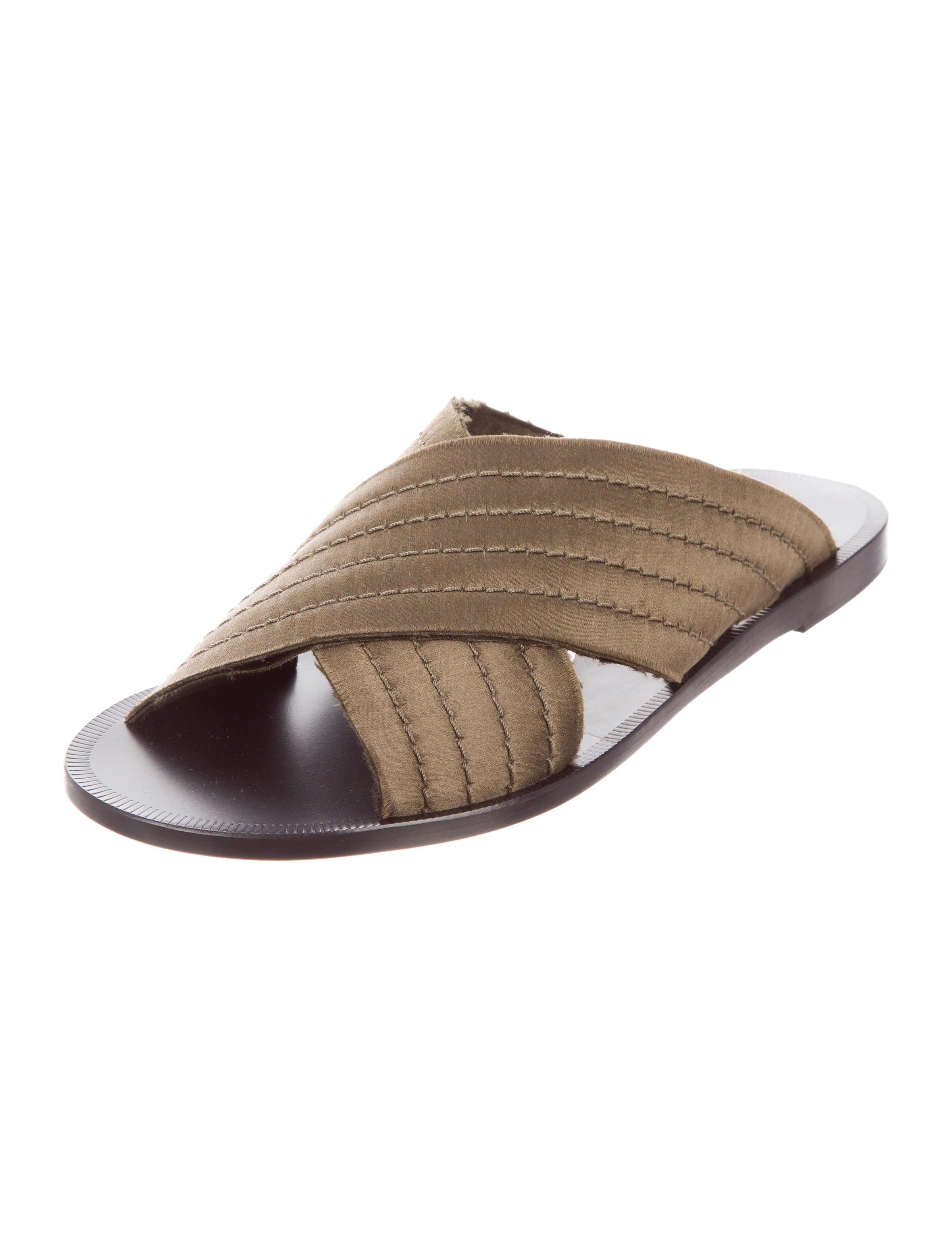 Pedro Garcia Zissi Slide Sandals w/ Tags cheap sale pick a best clearance 2015 RxsIf3TJ