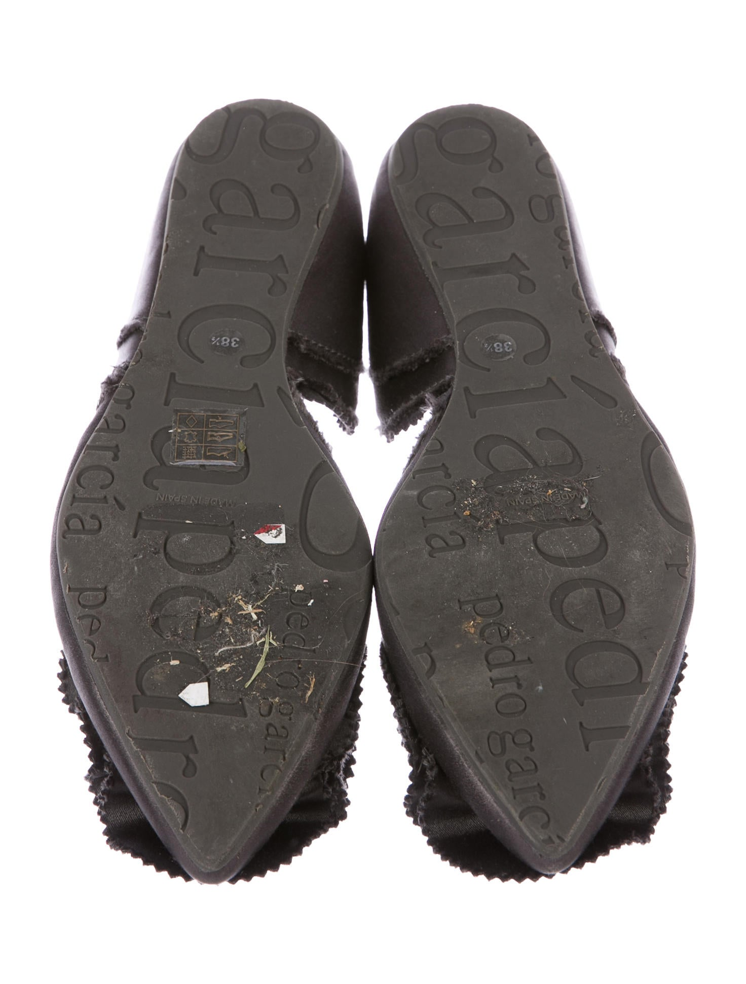from china cheap price Pedro Garcia Adila Ruffled Flats outlet deals online cheap authentic sale wide range of cheap marketable QeMcWfh5B