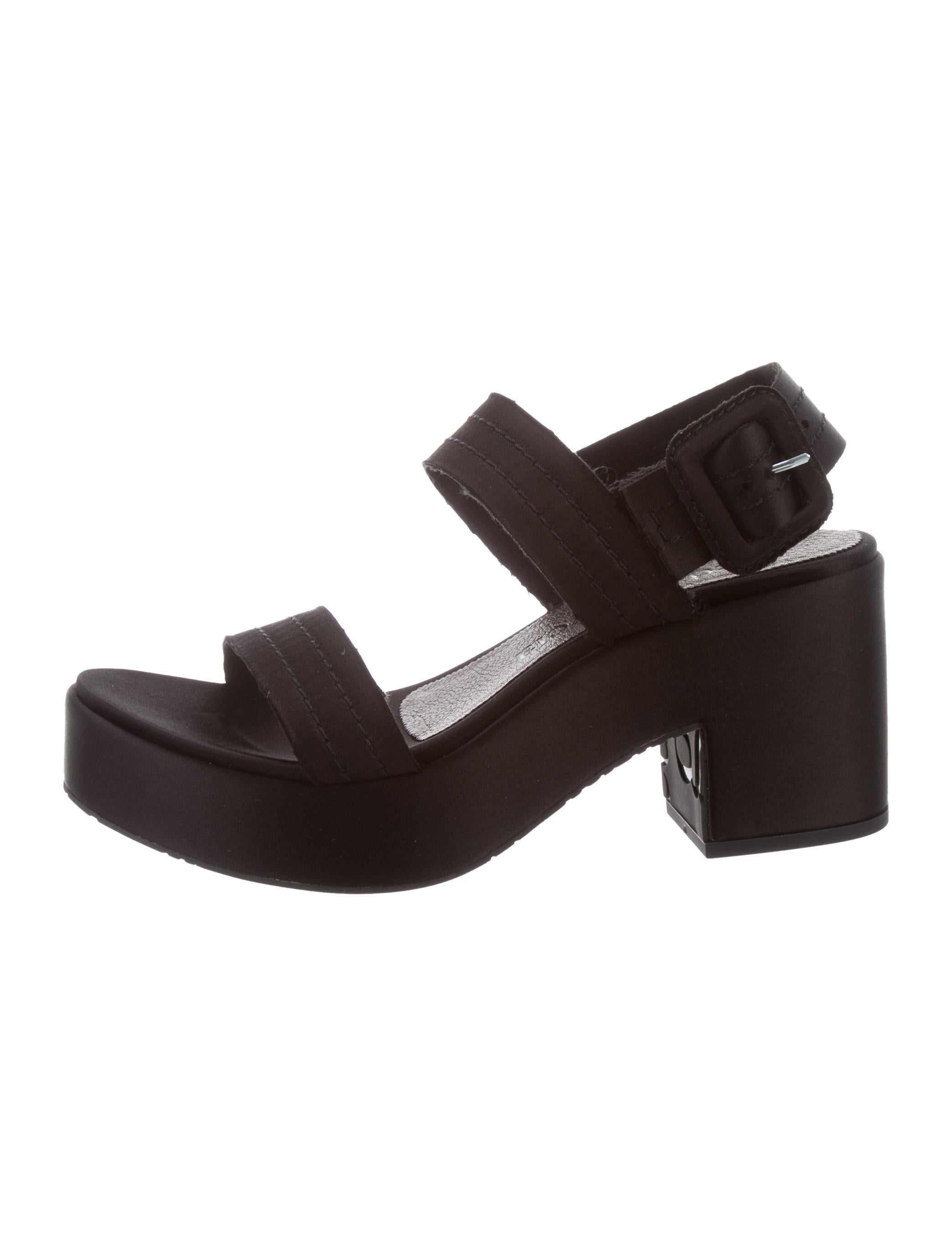 cheap sale footlocker Pedro Garcia Decima Platform Sandals w/ Tags clearance pay with paypal ugd02b1pK