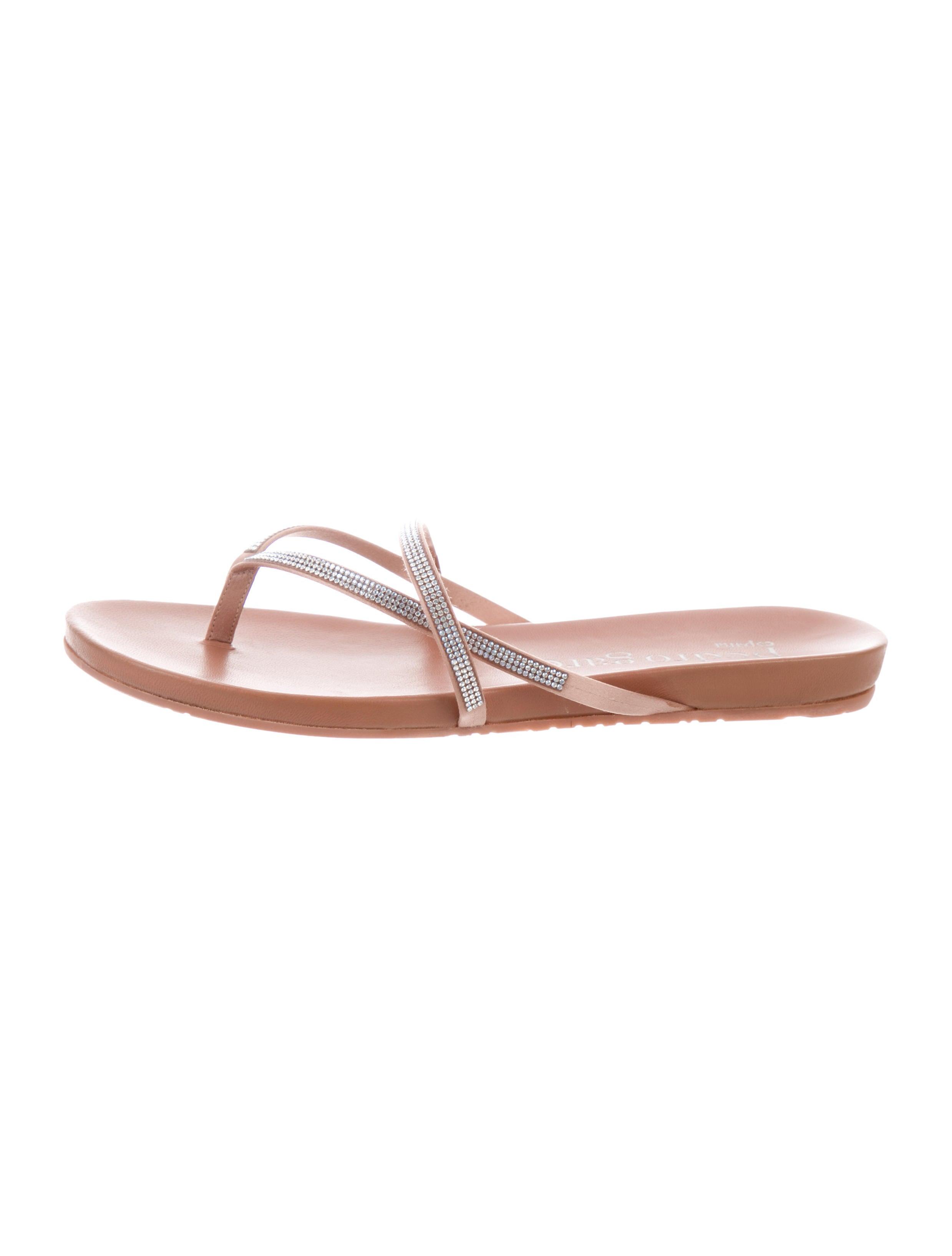 8a0af476c Pedro Garcia Giulia Embellished Sandals w  Tags - Shoes - PED27949 ...
