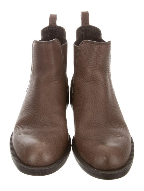 Pedro Garcia Leather Ankle Boots - Shoes - PED32339 | The