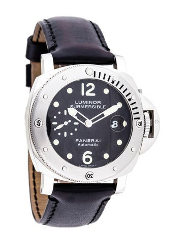 Submersible Watch
