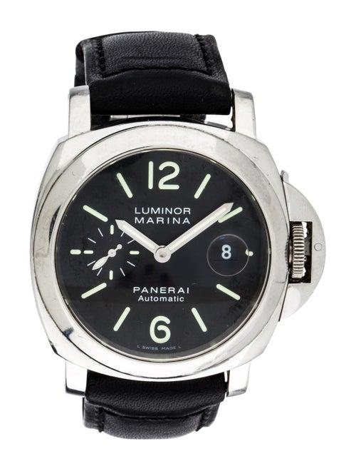 Panerai Luminor Marina Watch black