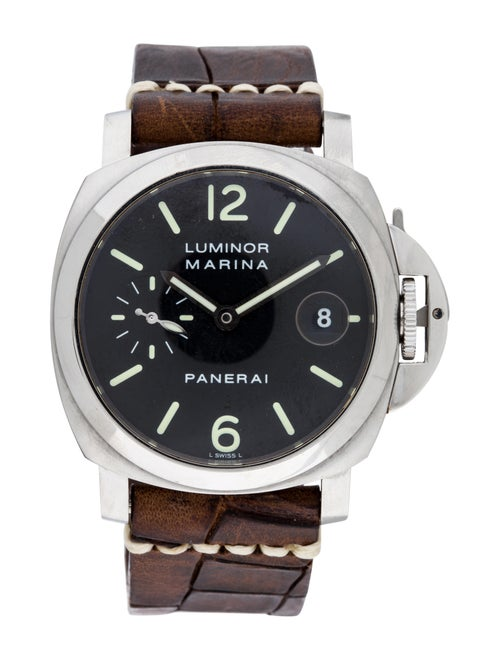 Panerai Luminor Marina Watch black