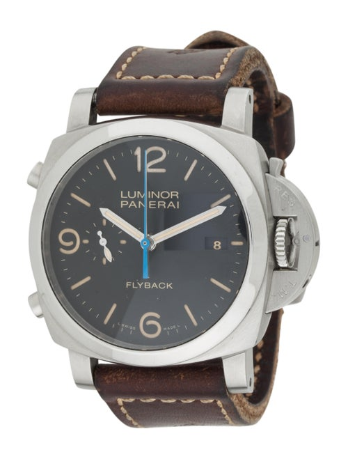 Panerai Luminor Flyback Watch black