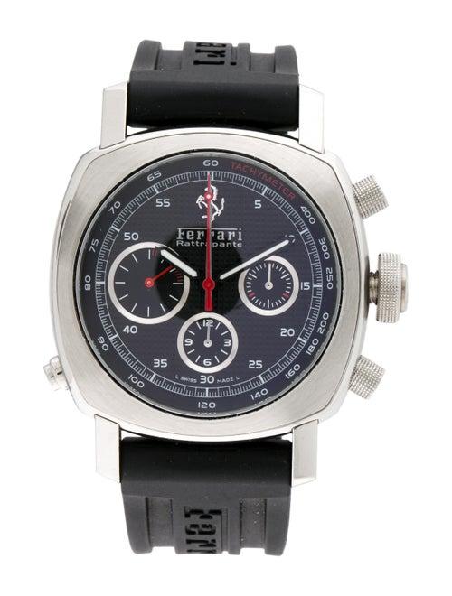 Panerai Ferrari Granturismo Rattrapante Watch blac