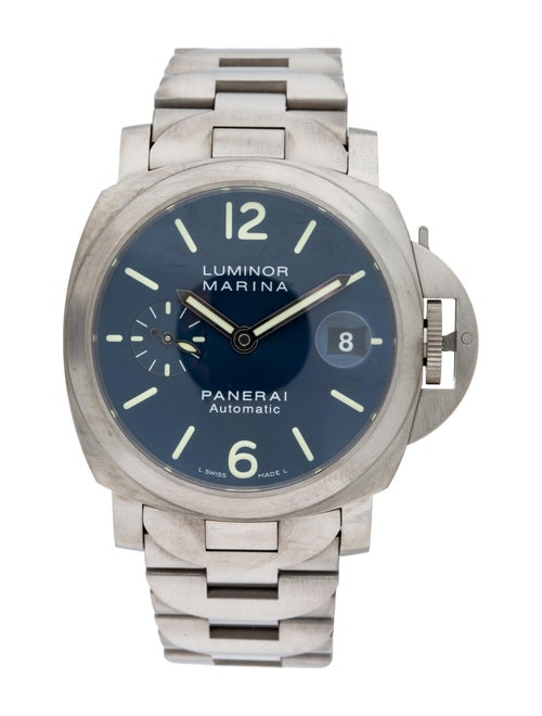 Panerai Luminor Marina Watch Blue