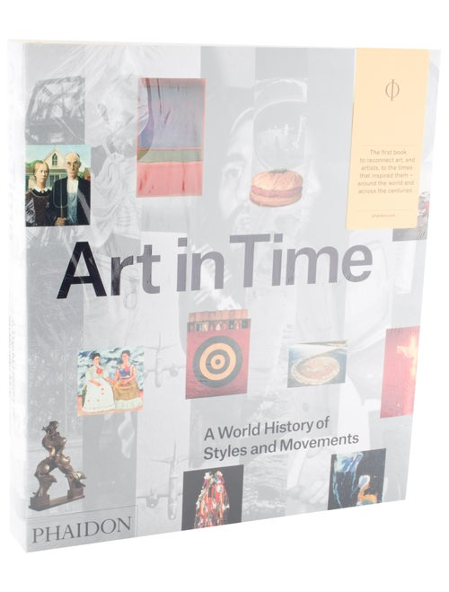 Phaidon Art in Time: A World History of Styles and Movements