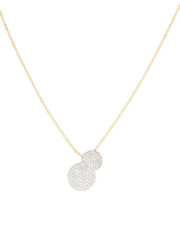 Phillips House 14K Affair Diamond Necklace