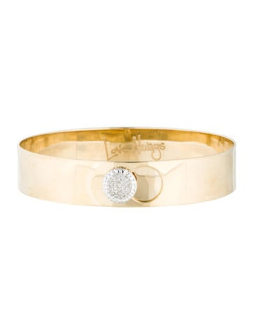 Phillips House 14K Diamond Affair Bangle