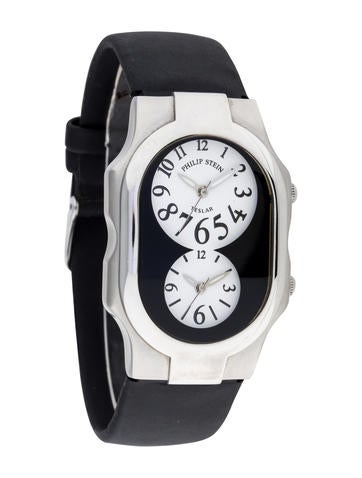 Philip stein teslar watch phs20266 the realreal for Philip stein watches