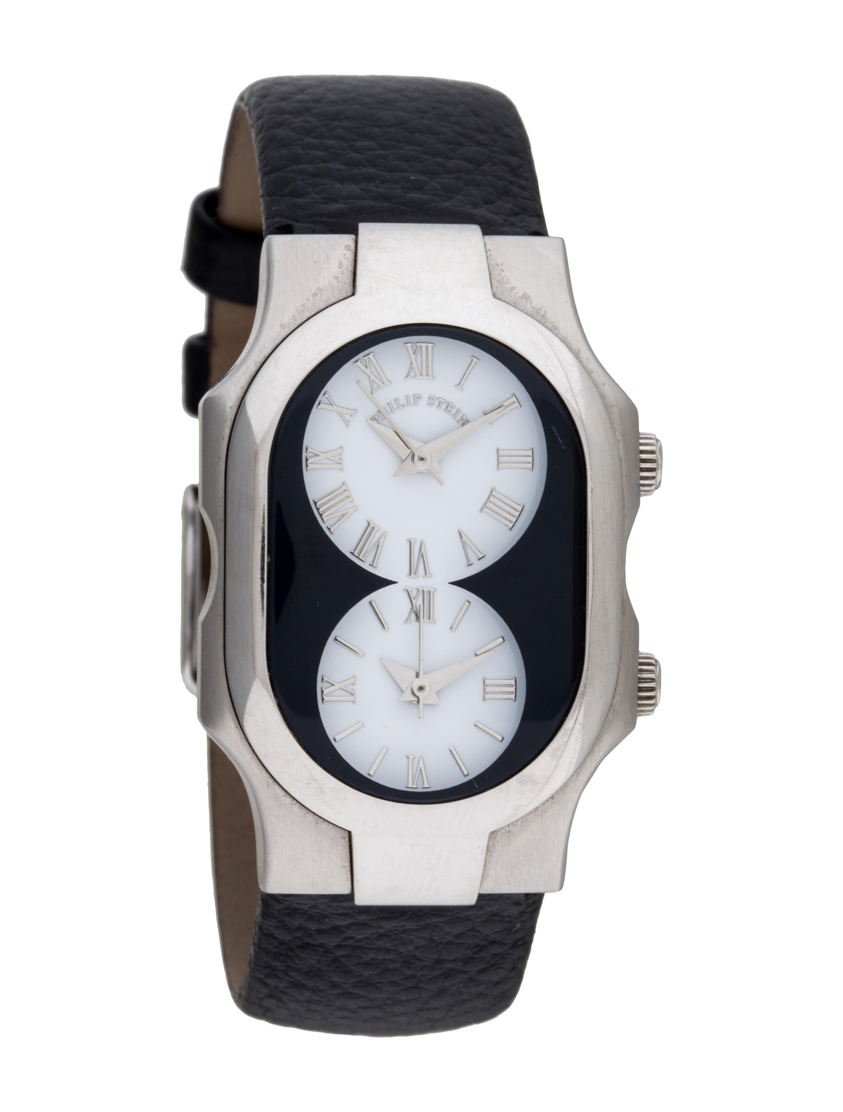 Philip stein signature watch strap phs20348 the realreal for Philip stein watches