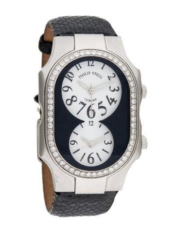 Philip stein teslar watch strap phs20375 the realreal for Philip stein watches