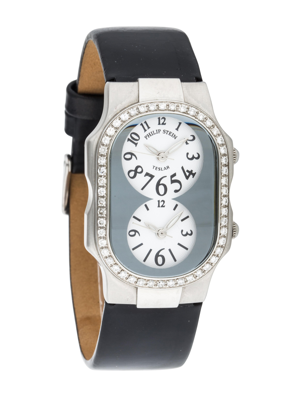 Philip stein teslar watch strap phs20485 the realreal for Philip stein watches