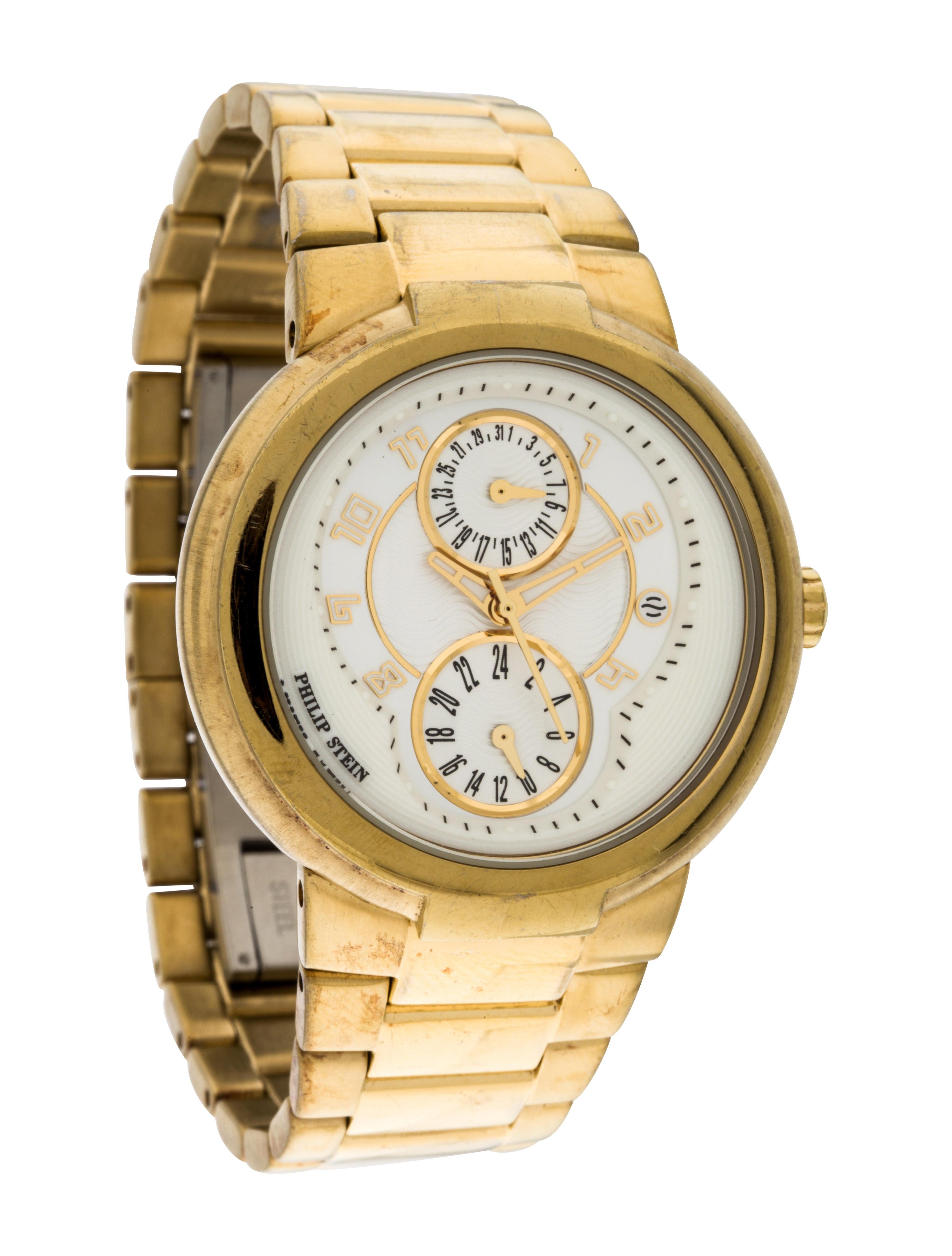 Philip stein active watch bracelet phs20520 the realreal for Philip stein watches