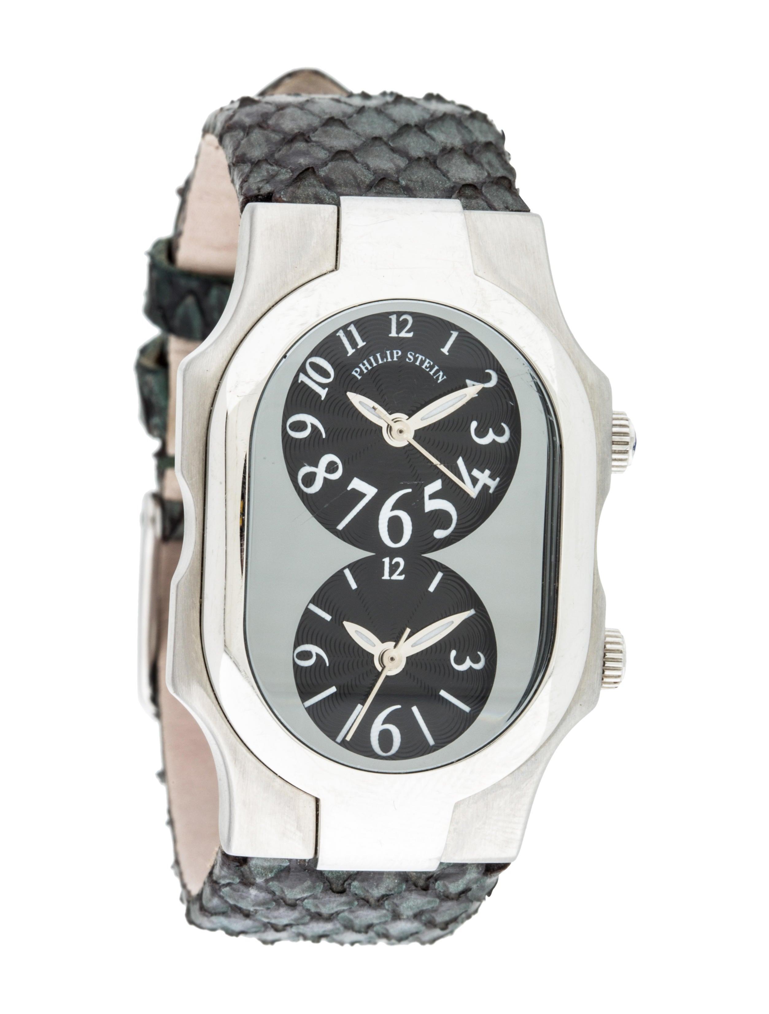 Philip stein signature watch strap phs20640 the realreal for Philip stein watches