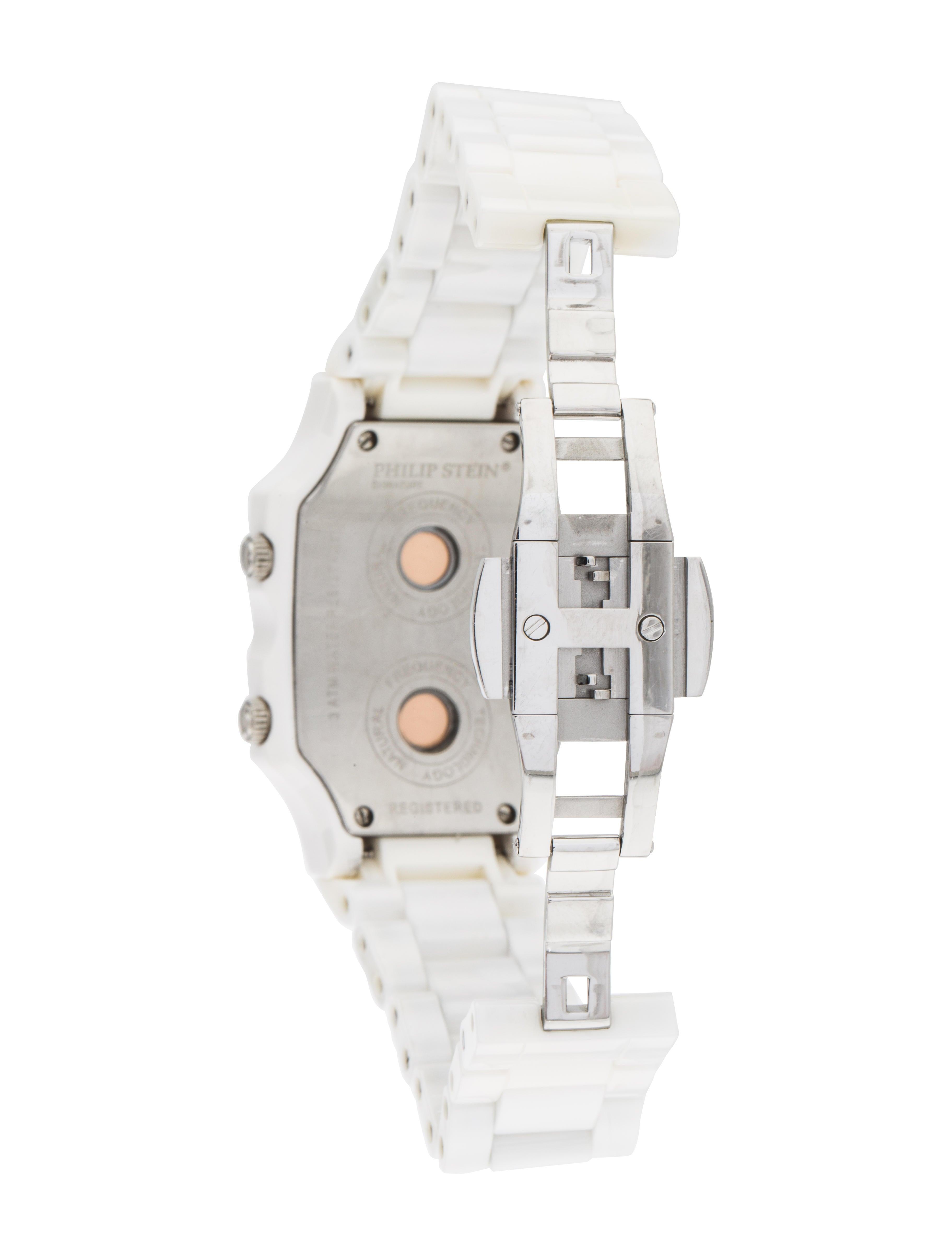 Philip Stein Teslar Watch Bracelet Phs20672 The Realreal