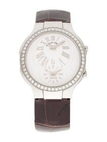 Philip Stein Signature Round Watch