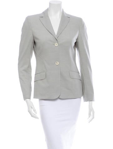Piazza Sempione Wool Jacket None