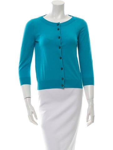 Piazza Sempione Wool Button-Up Cardigan None