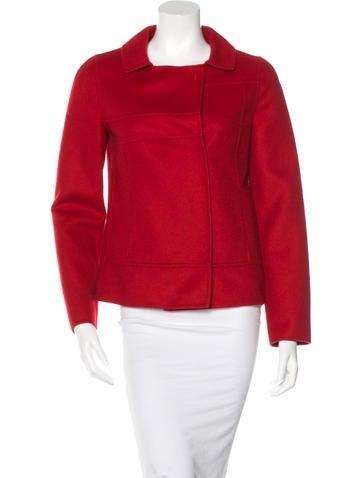 Piazza Sempione Wool & Cashmere-Blend Jacket None
