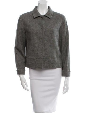 Piazza Sempione Wool Lightweight Jacket None