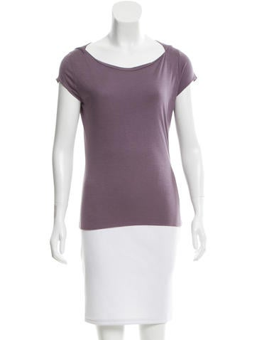 Piazza Sempione Sleeveless Cowl Neck Top None