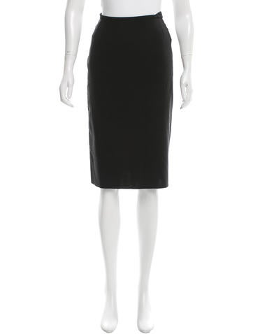 Piazza Sempione Knee-Length Pencil Skirt w/ Tags