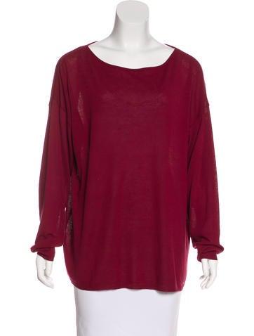 Piazza Sempione Lightweight Knit Sweater None