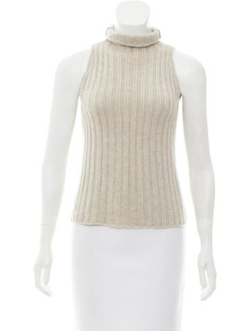 Piazza Sempione Cashmere Knit Top None