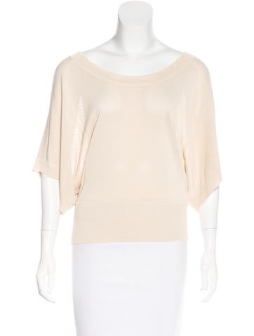 Piazza Sempione Oversize Short Sleeve Top None